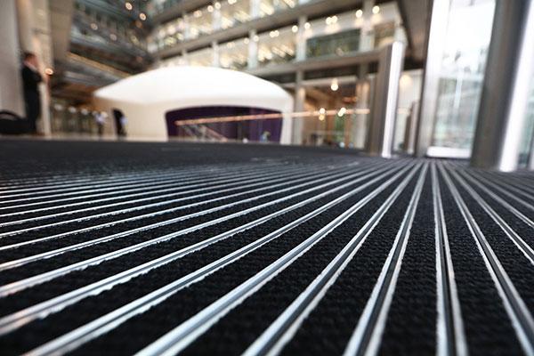 Francis Crick Institute matting
